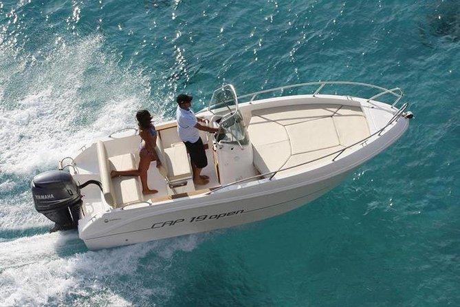 Amalfi Coast - Amalfi boat rental no license