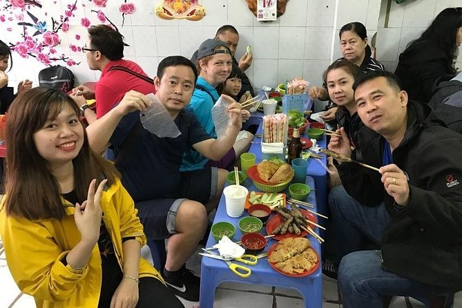 Small-Group Hanoi Street Food Tour with a Real Foodie ( Tasting Walking Tour )