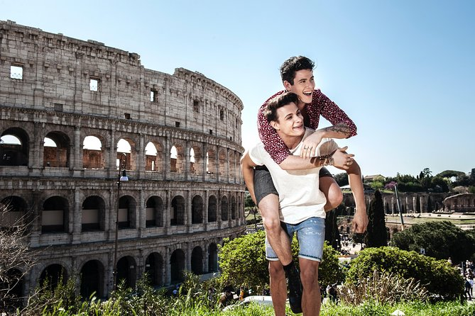 GAY & LESBIAN Tour | Rome: the Colosseum and the Domus Aurea