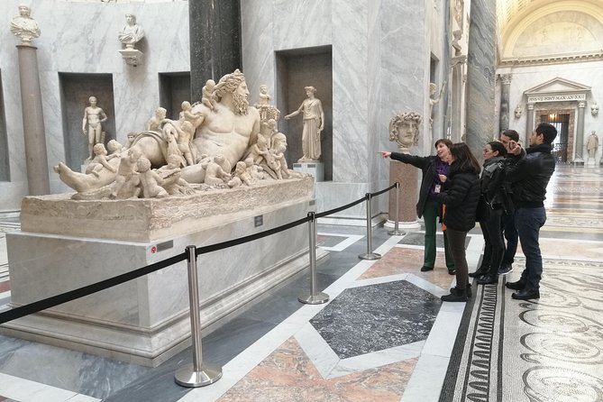 Vatican Museums with Special Access to Secret Rooms - Semi Private tour