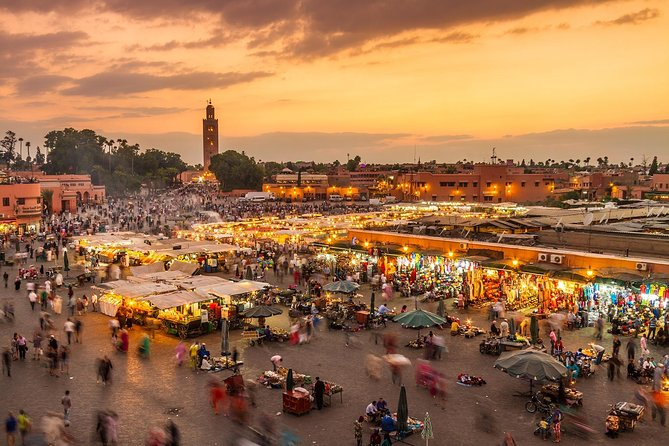Half-day historical Marrakech guided visit
