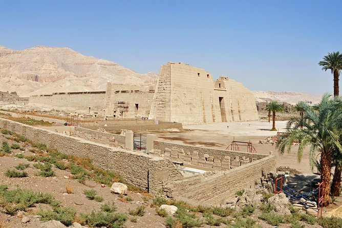 Day Tour to Madinet Habu Temple & the Workers Tombs