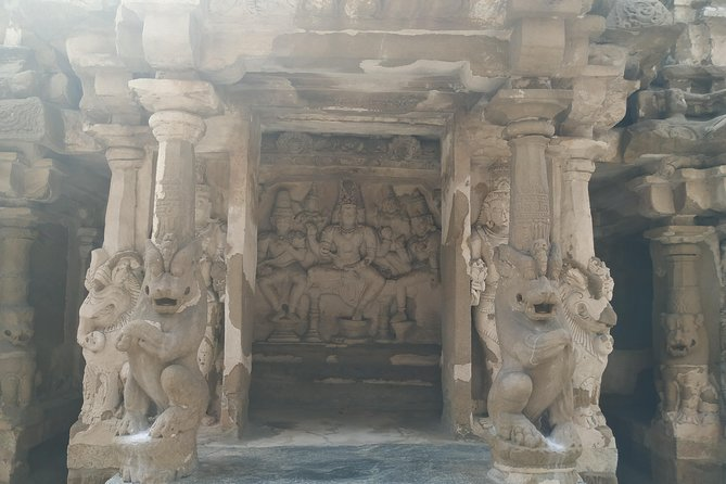 Ancient Temple Day Tour Bangalore to Kanchipuram by Car