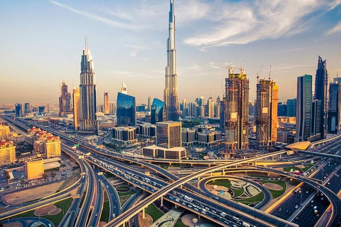 Dubai Sightseeing 4 Hours City Tour with Pick Up