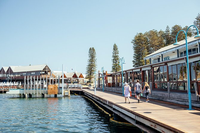 Fremantle Icons & Gems of Perth Private Tour with a Local