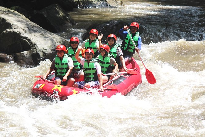 Full-Day Rafting Adventure in Ayung River and Bali Best Waterfalls Tour photo 3