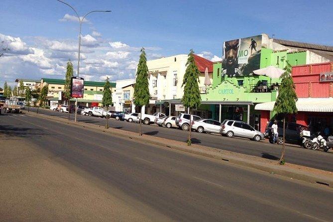 Livingstone Town Tour