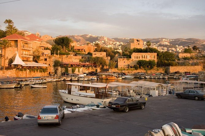 Half-day Byblos & st.Charbel private great female guide/all-in + meal