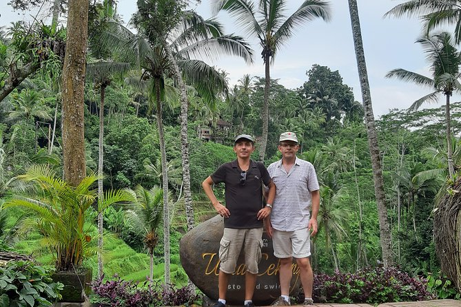 Private Tour: Campuhan Ridge Walk, Ubud Rice Terrace & Ubud Palace