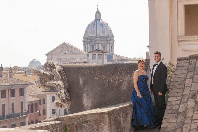 Rome Open Air Opera with Italian Aperitif