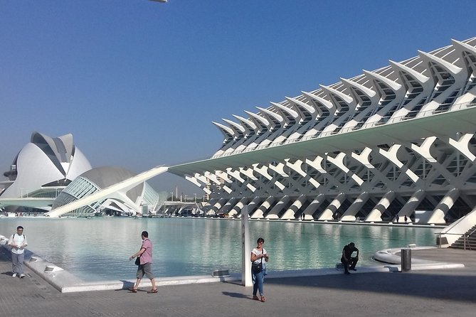 The Sciences Museum Prince Felipe