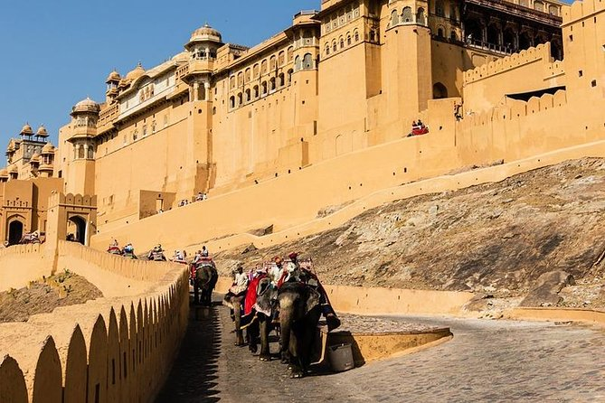 Private Full - Day Pink City Tour of Jaipur