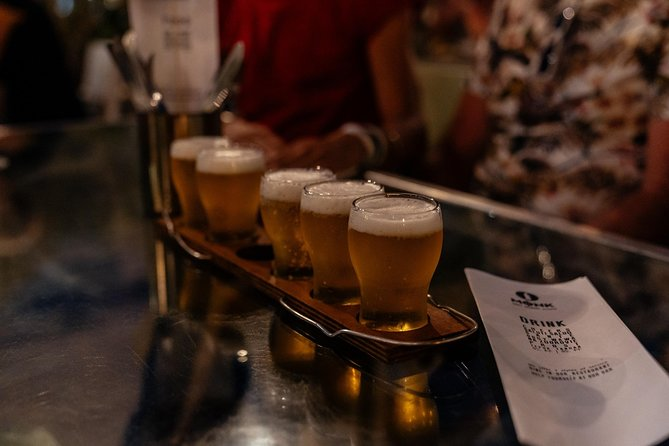 Perth's Fremantle Beer & Bites Private Tour with a Local