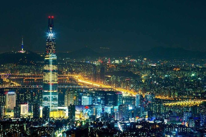 Lotte World Tower Seoul Sky Admission Ticket