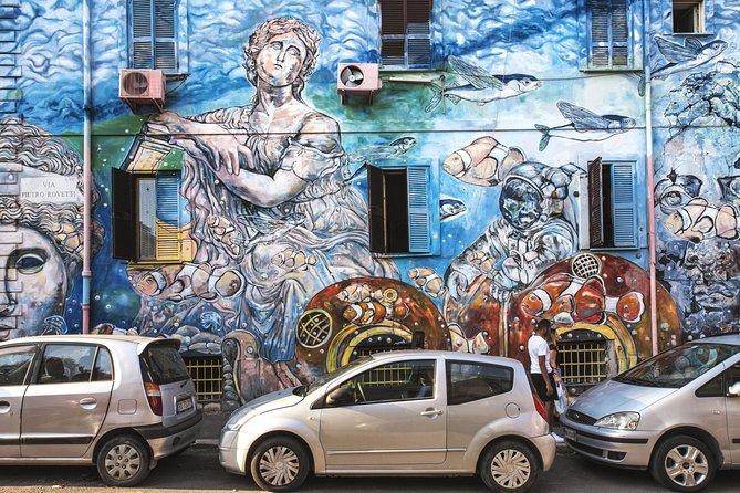 Torpignattara Photo Tour: melting pot, street art and politics
