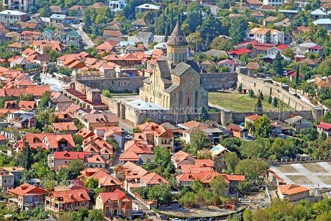 Mtskheta - Jvari - Samtavro, the cradle of Georgian Christianity. (group tours)