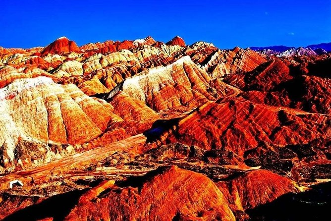 Private day tour to Zhangye Danxia Landform the Rainbow Mountain