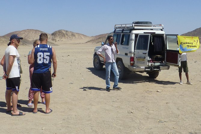 Stargazing Excursion In Hurghada with Jeep 4WD and BBQ