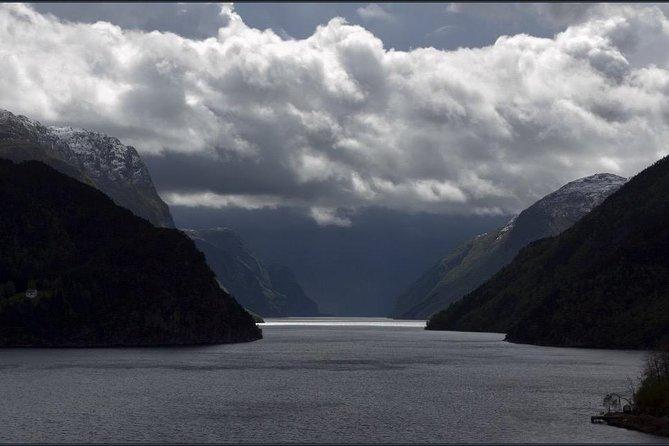 The scenic Veafjorden