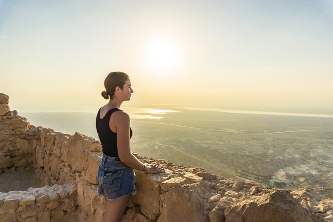 Dead Sea, Sunrise at Masada & Ein Gedi Nature Reserve Tour from Tel Aviv