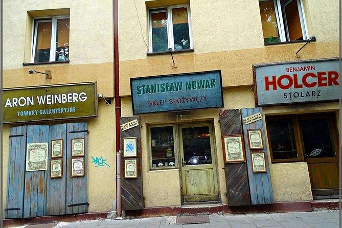 Krakow City Tour of Jewish Quarter and Former Ghetto