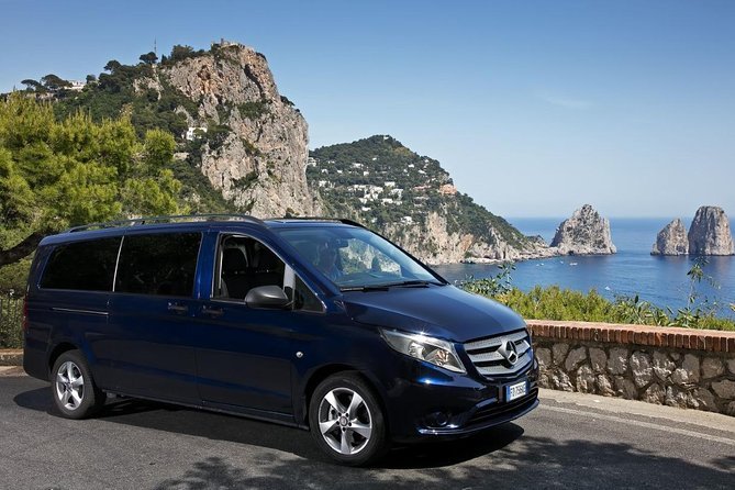 Amalfi Coast Private Tour From Sorrento