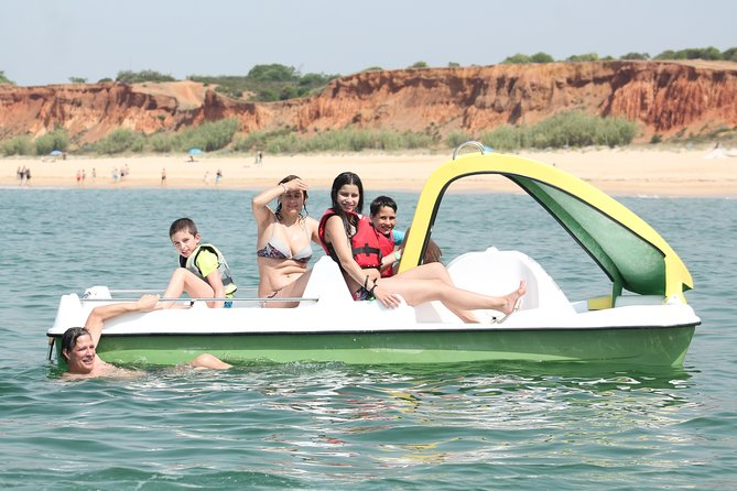 Pedal Boat: Seagull in Albufeira 60min