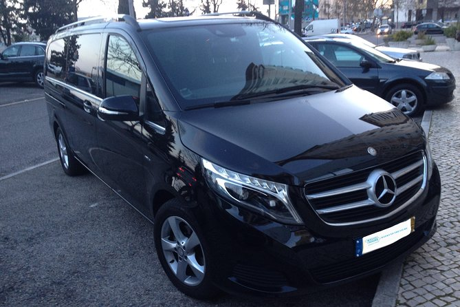 Transfers to Coimbra, Figueira da Foz and Ourique (6 people)