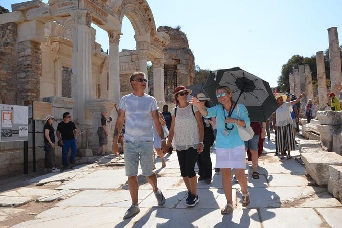 Entrance Fees are INCLUDED / Ancient City Tour from Kusadasi Port