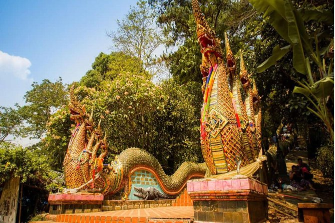 Doi Suthep And Sticky Waterfall Private Tour
