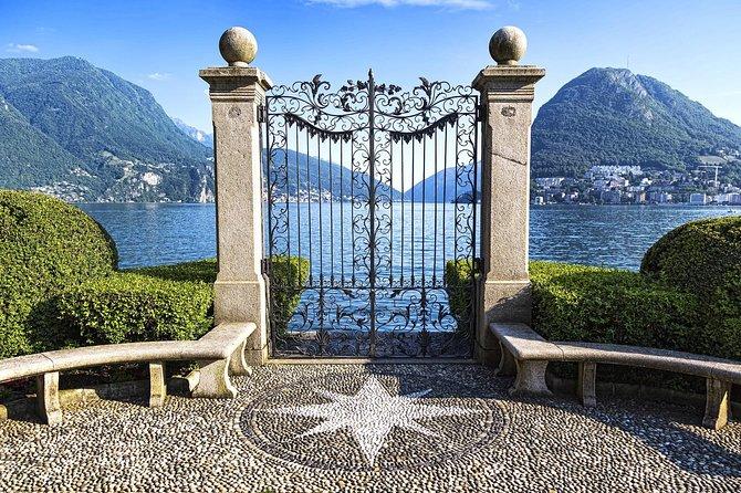 Three Lakes Grand Tour: Private Excursion from Como