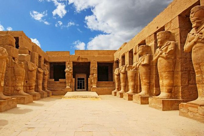 East & West Bank Luxor Tour