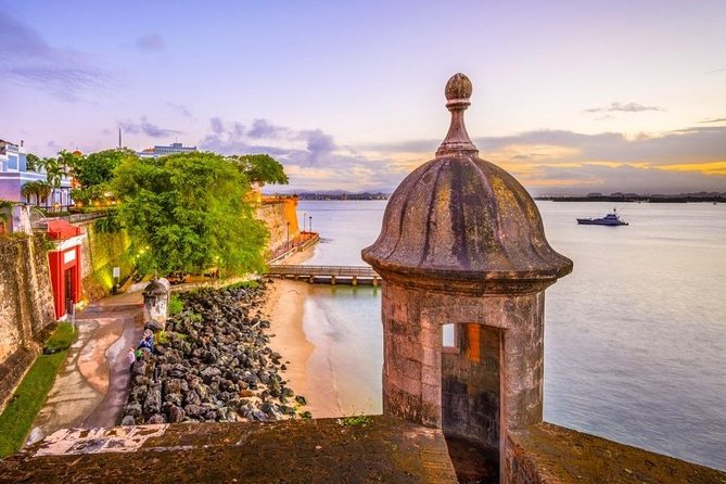 Explore the history of Old San Juan