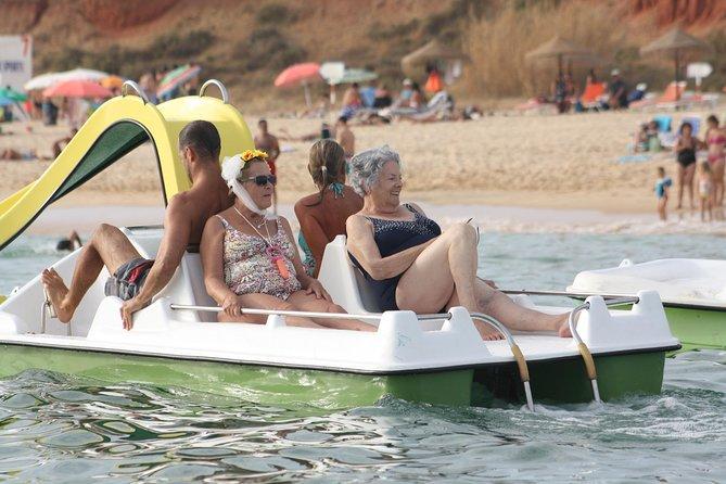 Pedal Boat: Seagull in Albufeira 30min