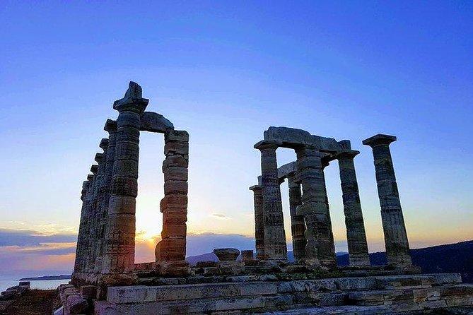 Half-day Sounio and Athenian Riviera private tour