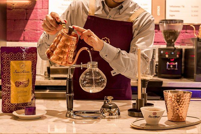 Coffee Taste Experience with Rum Paring