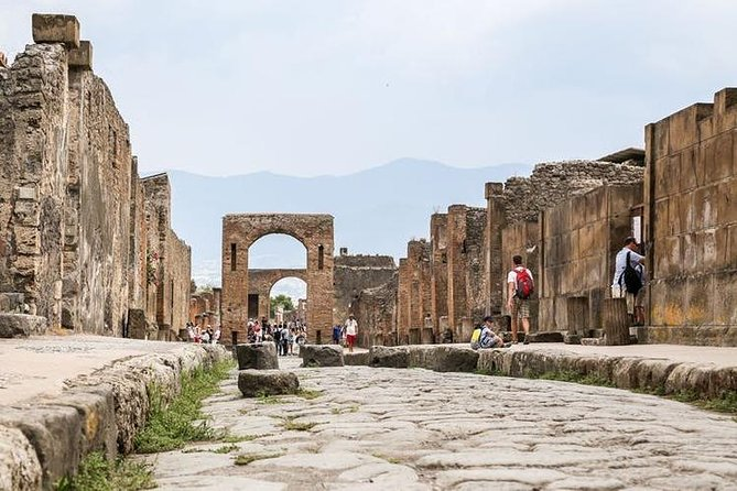 Guided Pompeii Ruins & Horseback riding with Wine Tasting & Lunch