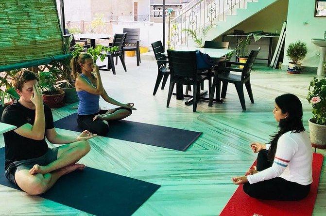 Yoga class in Shakti Nagar