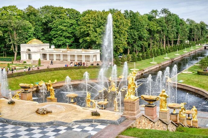 Private Tour to Peterhof Fountains and Palace - Best Rated photo 8
