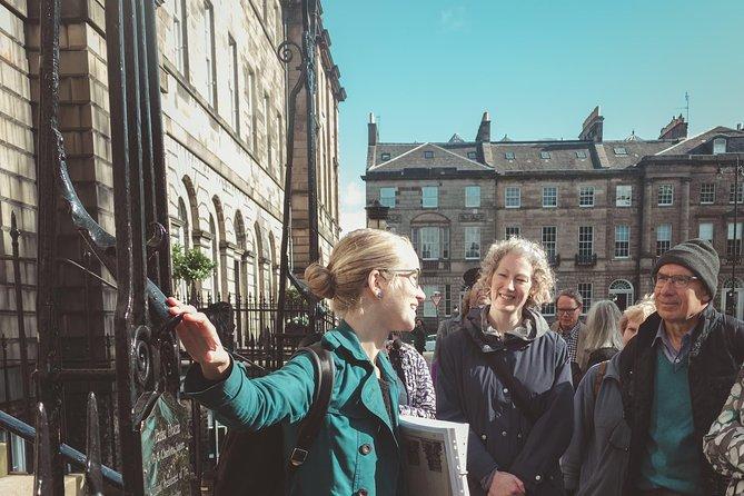 Private Tour of Edinburgh New Town Architecture