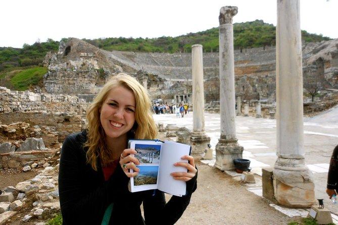 Ancient Ephesus Tour by Private Van from Kusadasi Port