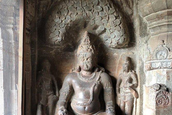 Audio Guided Tour Of Ellora Jain Caves, Aurangabad