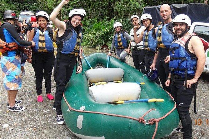 Rafting - Deporte Acuatico Incuye Almuerzo y Cd de Fotos y Video