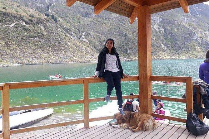 Laguna de Quilota (La Octava Maravilla Del Mundo)