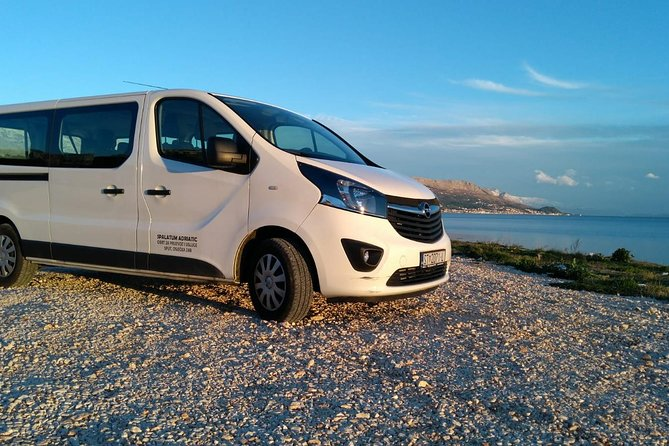 Private transfer from Split to Novalja