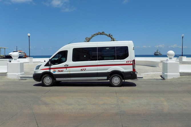 Private Shuttle Cozumel Airport - Hotel (North Area) - Airport (Round Trip)