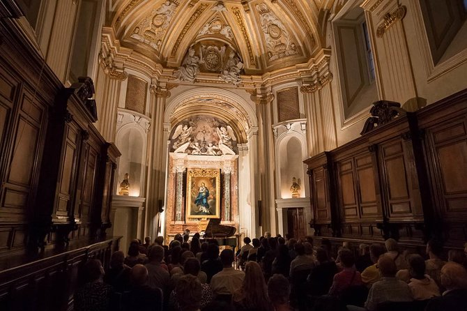 Chamber music among the beauties of Baroque art in Piazza Navona