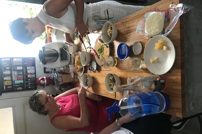 Food market & cooking class (and lunch!)