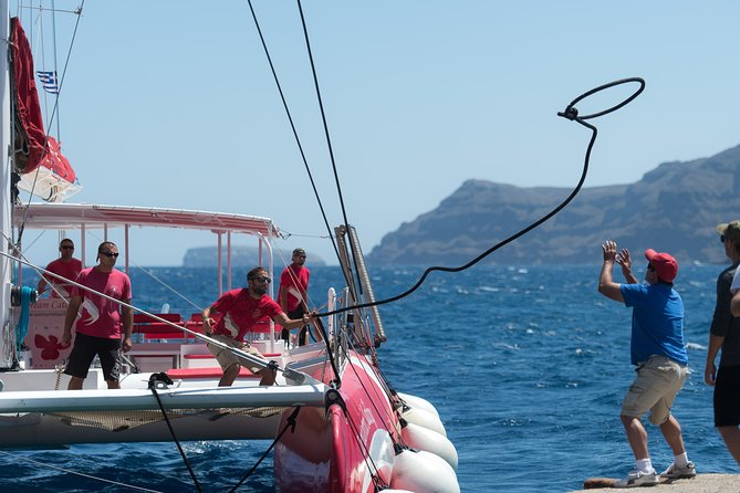 Santorini Sailing Dream Catcher with BBQ Lunch and Drinks photo 9