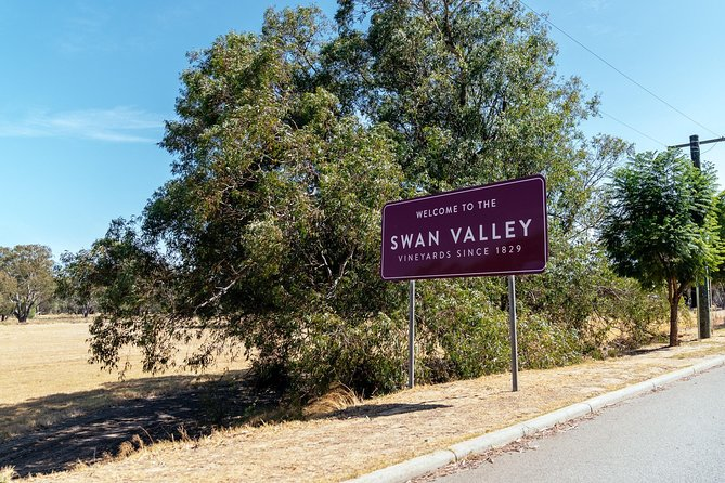 The Beautiful Swan Valley Private Day Trip: Vineyard Tour & Wine